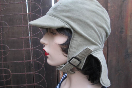 USN WWII Vintage Deck Hat