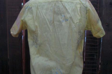 vintage 50s Shaheen Hawaiian shirt Surf n Sand
