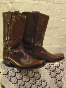 70s vintage boots
