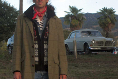 Pendleton Coat Vintage 60s Pea Green Overcoat Wool
