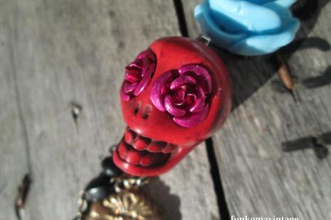 red sugar skull-hart