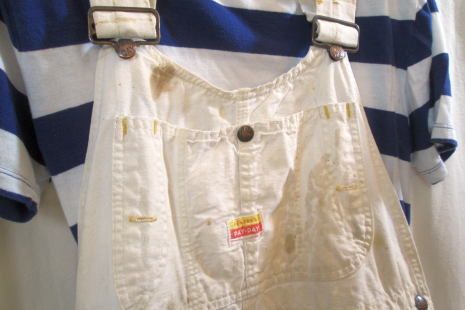 50s Pay Day overalls Penneys
