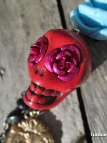 red sugar skull-hart