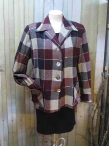 50s Pendleton 49er Jacket